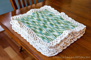 Set of 10 placemats